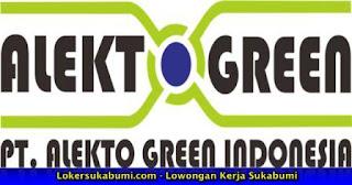 Lowongan Kerja PT Alekto Green Indonesia Sukabumi