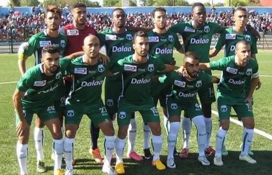 يوسفية برشيد تحقق التعادل الرابع على التوالي خلال هذا الموسم