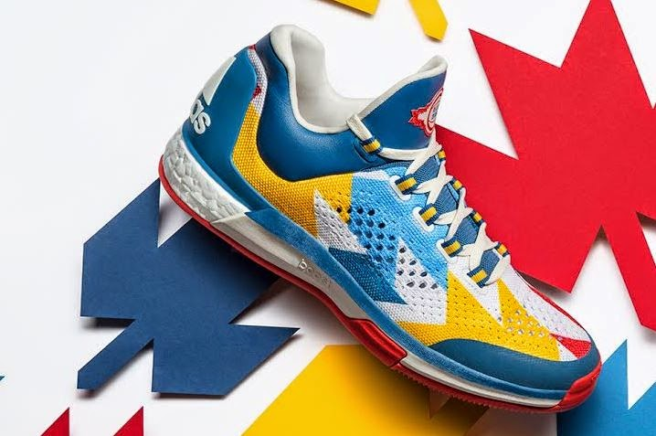 9c2c67ce4ac9f Adidas Crazylight Boost Andrew Wiggins Rookie of the Year PE Sneaker  Available Now (Detailed Images)