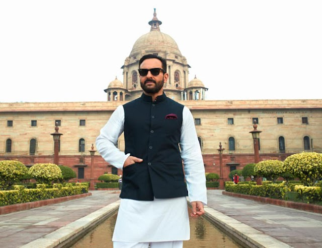 Saif Ali Khan says Samar Pratap Singh is 'entrancing' and 'worth venturing out from home for'; Tandav debuting on Amazon Prime Video soon!