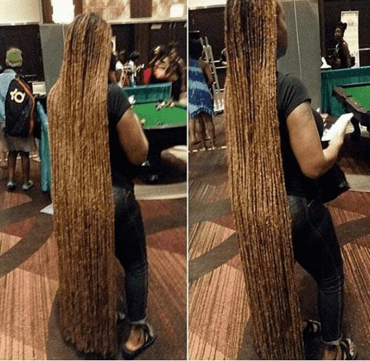 Dafuq? Girl goes viral with her awkward hairstyle