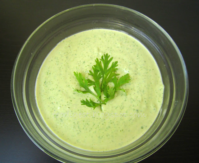 Indian Tahini Sauce