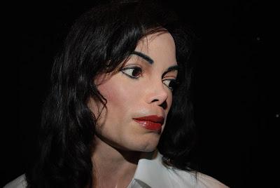 Image of Michael Jackson 2007