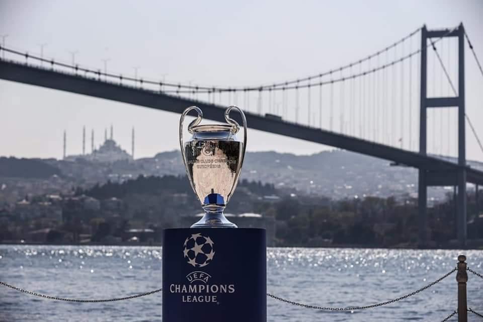كأس دوري ابطال اوروبا   في اسطنبول