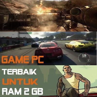 game pc untuk ram 2 gb