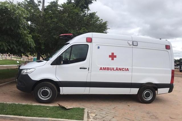 TRÁFICO DE DROGAS: Motorista de ambulância é preso suspeito de transportar entorpecentes