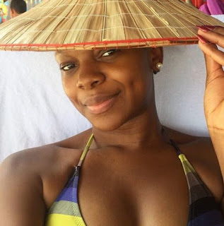 Zainab Balogun Enjoys Her Honeymoon In Thailand