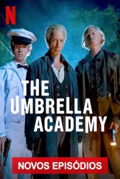 The Umbrella Academy 2ª Temporada Torrent - WEB-DL 720p Dual Áudio