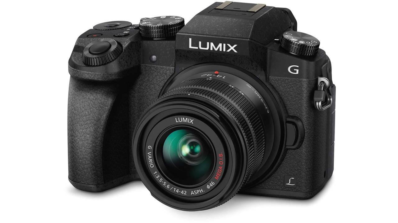 Panasonic LUMIX G7 4K