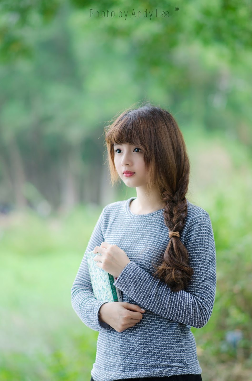 Le Ly Lan Huong - 191215 - Vietnamese cute model - TruePic.net