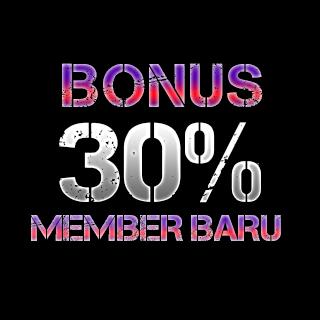ASIA77 Promo Bonus New Member 30%