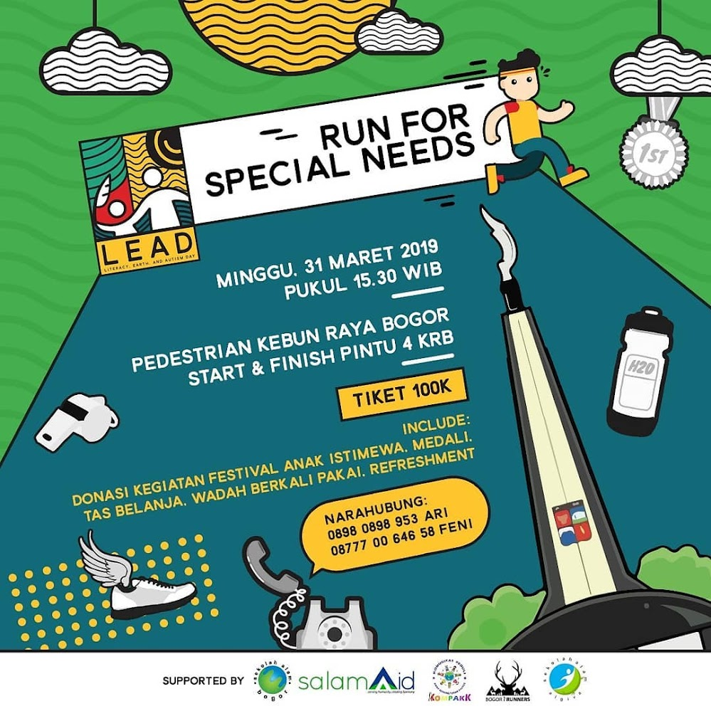 Run for Special Needs • 2019