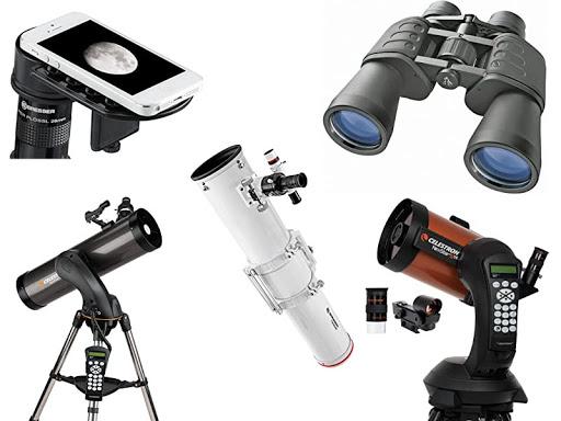 Tienda de telescopios