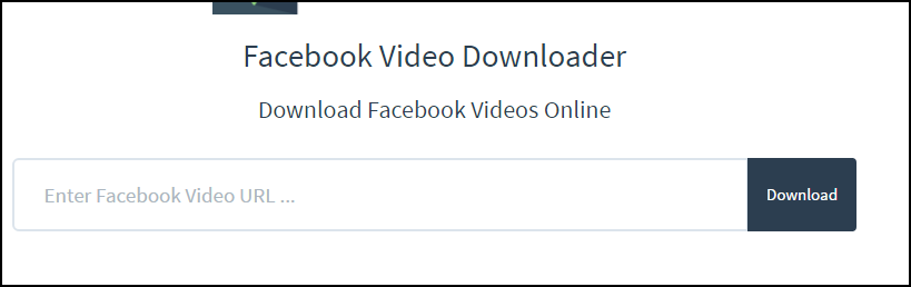 how to downlaod facebook videos.
