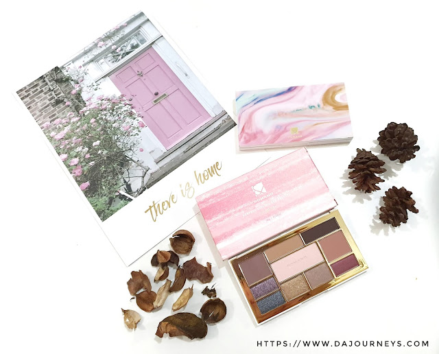 [Review] Romand Perfect Styling Eye Palette Temptation Night
