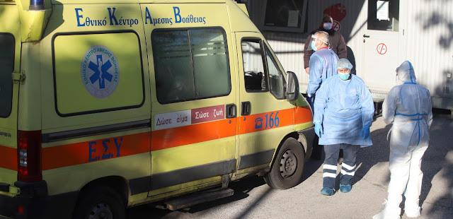 Νέο αρνητικό ρεκόρ με 613 διασωληνωμένους, ακόμη 89 θάνατοι σε ένα 24ωρο