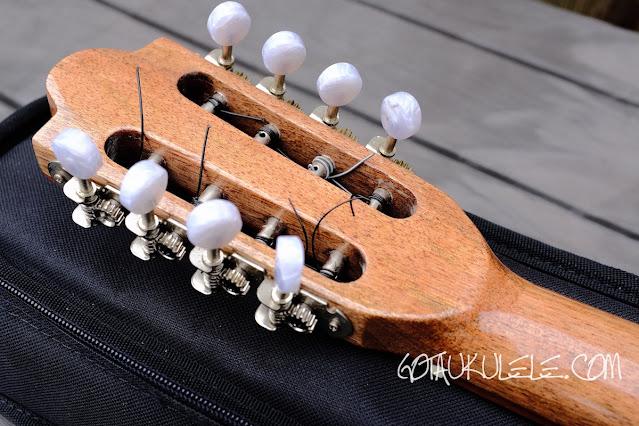 Noah 8 string concert ukulele tuners