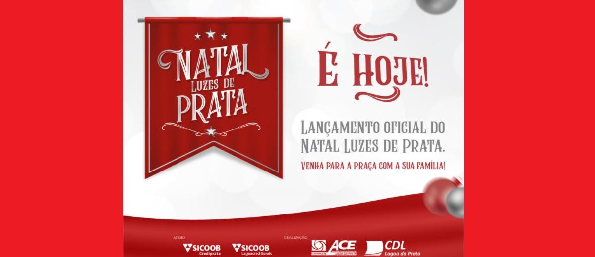 Promoção Natal 2020 ACE CDL Lagoa da Prata e Japaraíba - Natal Luzes de Prata e Final de Ano