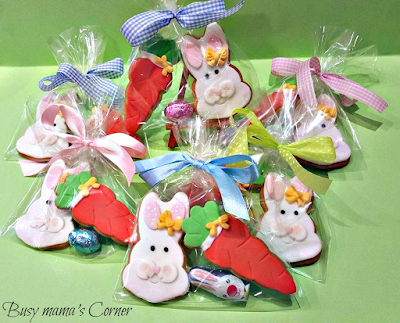 Easter Giveaway vol2 sugarpaste cookies