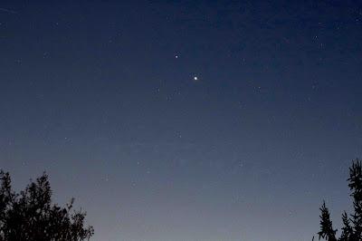Jupiter & Saturn Dec 8, 2020
