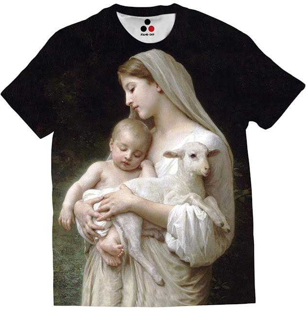 3D Printing T-shirts