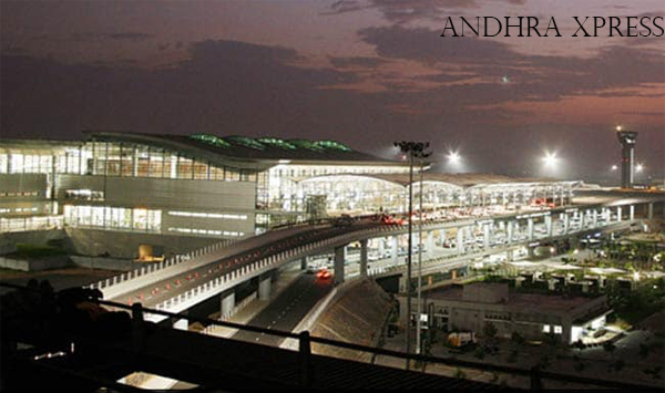 Hyderbad airport