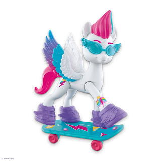 My Little Pony Zipp Storm Crystal Adventures a new Generation Figure
