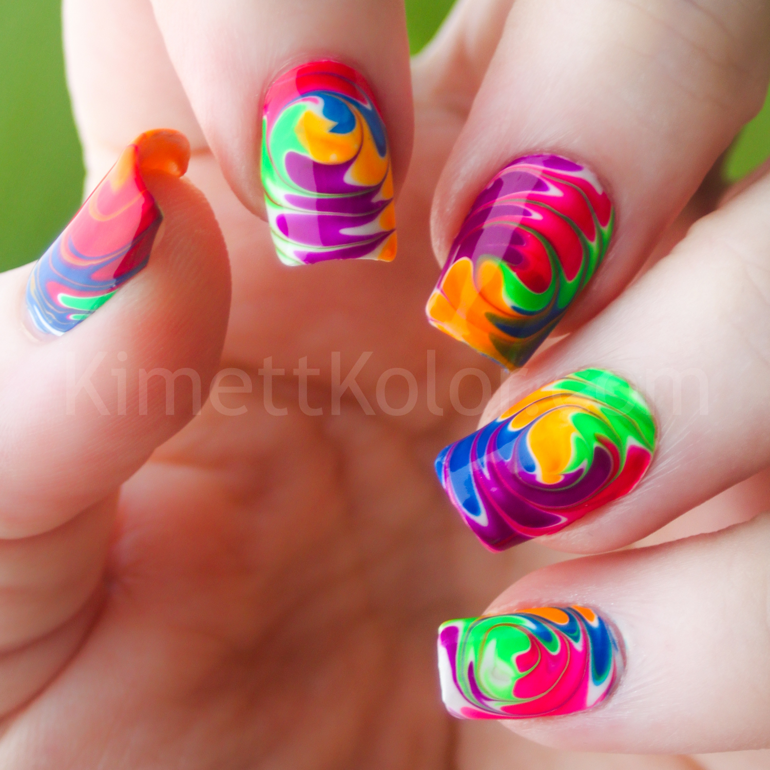 Spiral Drag Marble – featuring ITNOP Fun Days and Neon Craze
