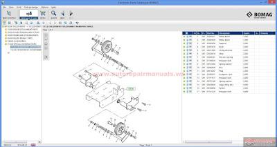 bomag bmp 851 wiring diagram    600 x 450