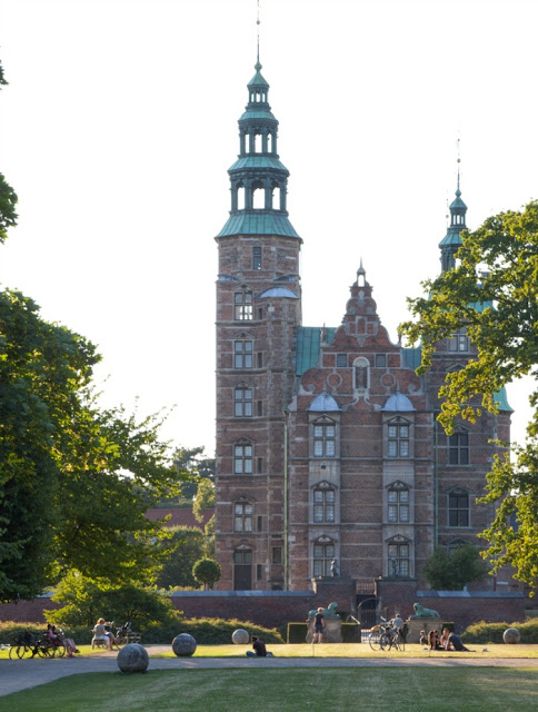 Dicas para curtir Copenhagen - Rosenborg Slot