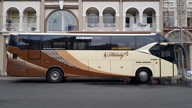 Kelebihan Sewa Bus Jakarta di Melody Transport