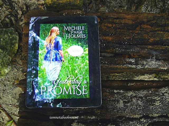 Yesterday's Promise by Michelle Paige Holmes | A Book Review by iamnotabookworm!