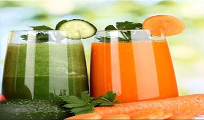 Jus Yang Bisa Turunkan Berat Badan Hingga 5 Kg Dalam Seminggu