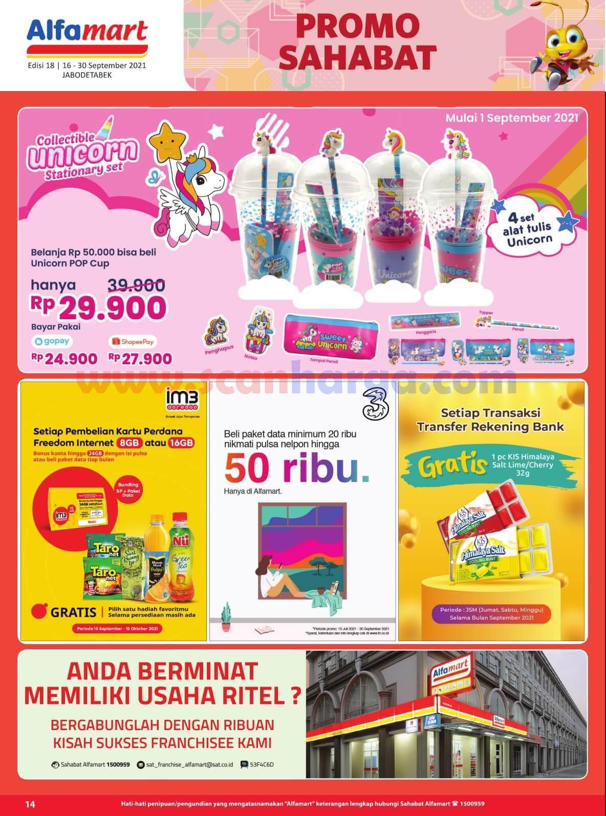 Katalog Promo Alfamart 16 - 30 September 2021 14