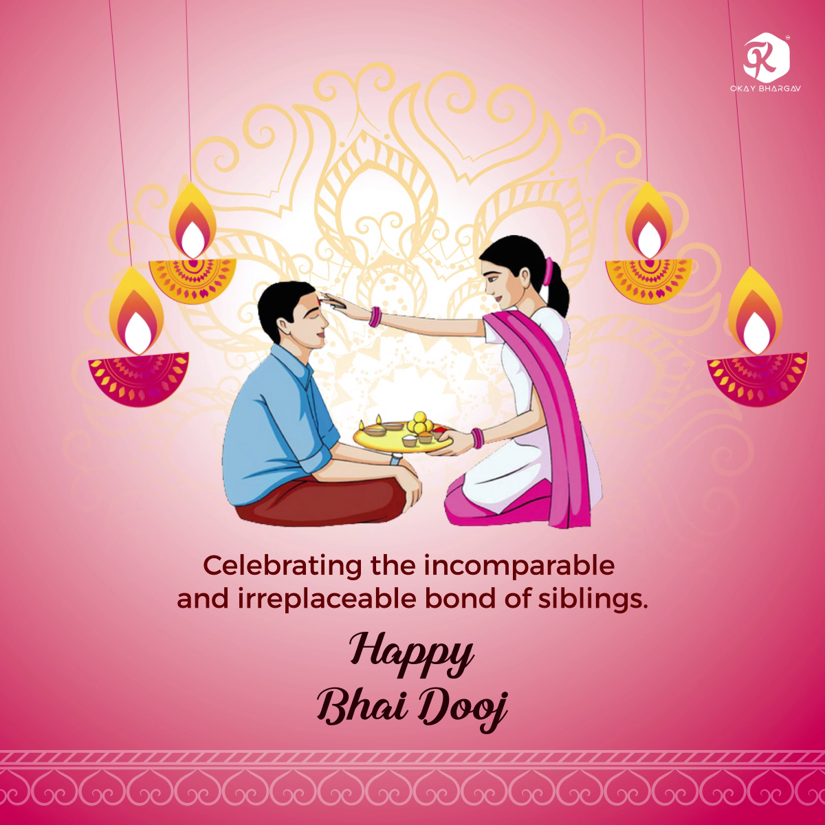 #1 Bhai Dooj  free after effects templates - after effects - Okay Bhargav
