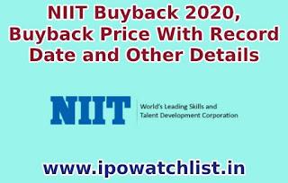 NIIT-buyback-detail