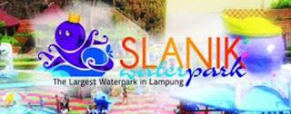 Tiket Masuk Slanik Waterpark Bandar Lampung