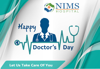 National Doctors Day in India | Nims Hospital