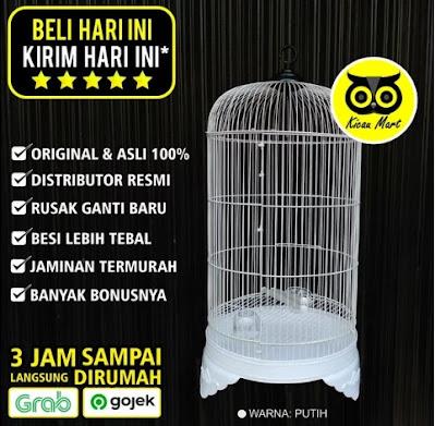 SANGKAR BESI IMPORT KANDANG BURUNG LOVEBIRD LOVE BIRD KENARI PARKIT FINCH DLL