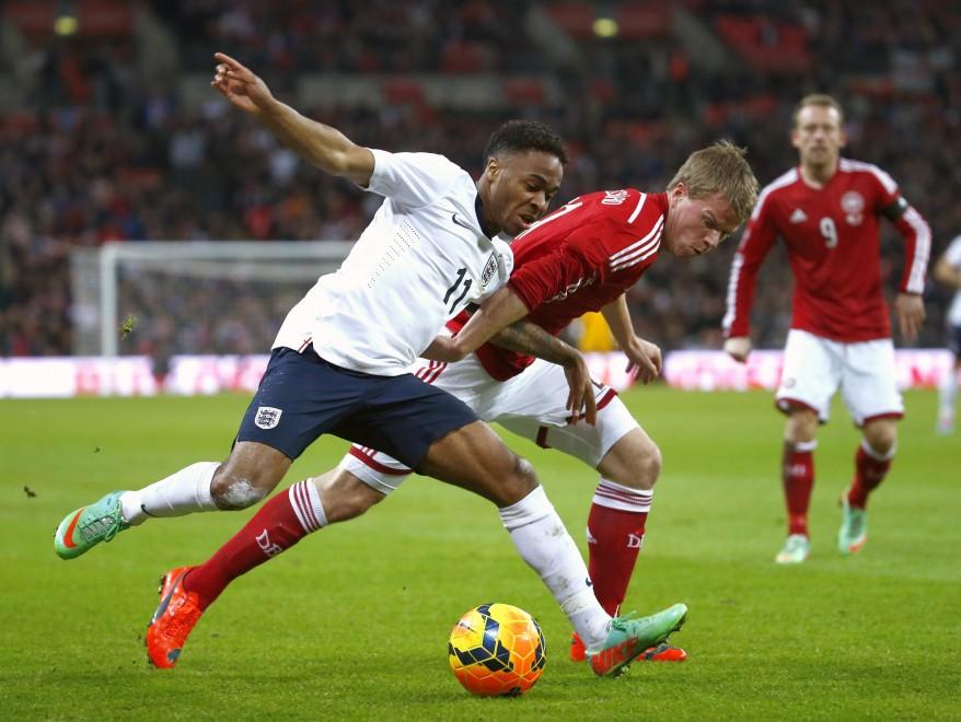 تقرير مباراة انجلترا واسكتلندا في الجوله الثانيه من امم اوروبا