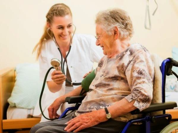 Opções de moradia para idosos