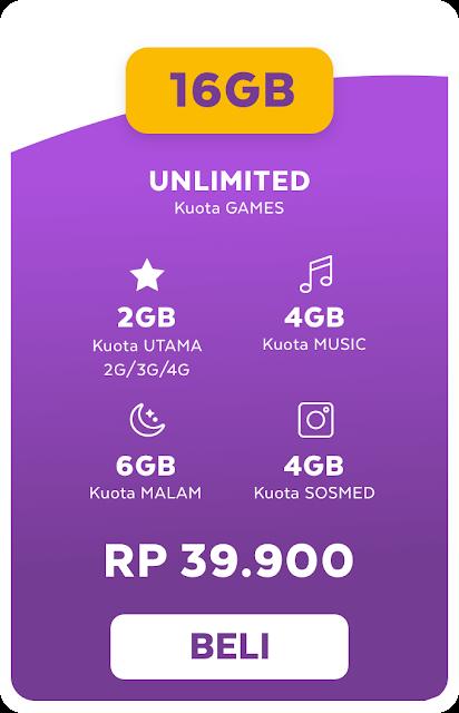 Cara Menyetabilkan Jaringan AXIS 4G OWSEM Unlimited Gaming