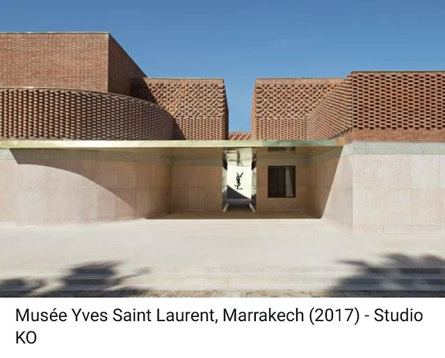 bảo tàng Yves Saint Laurent