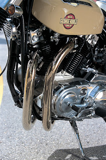xrh sportster by sundance tribute to xlh and xr exhaust