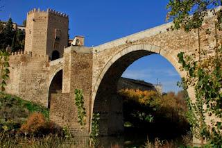 rio tajo, toledo, españa, puente , paisaje castellano, Munimara,