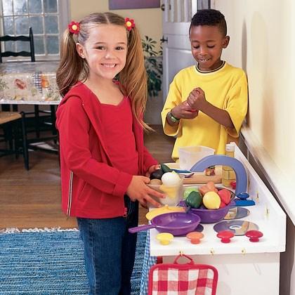 Kid-Size Kitchen