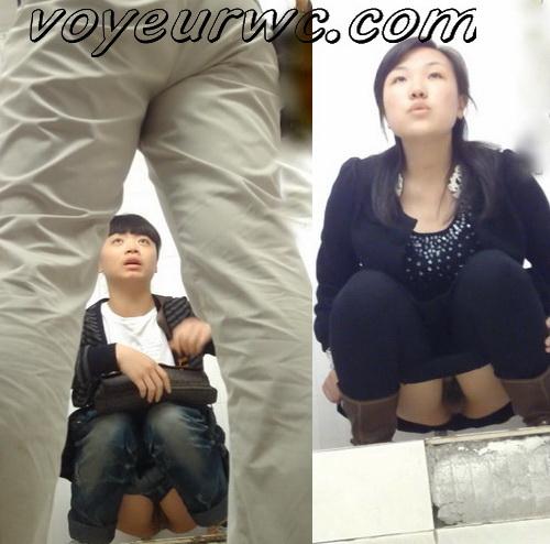 ShareVoyeur 123-131 (China Voyeur Toilet)