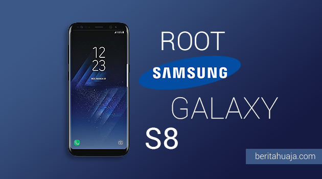 How To Root Samsung Galaxy S8 SM-G950 And Install TWRP Recovery