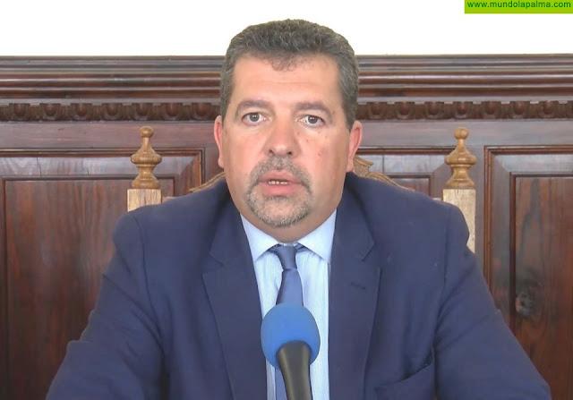"""Juanjo Cabrera anima a los ciudadanos de la capital """"Podremos salir de esta situación"""""""