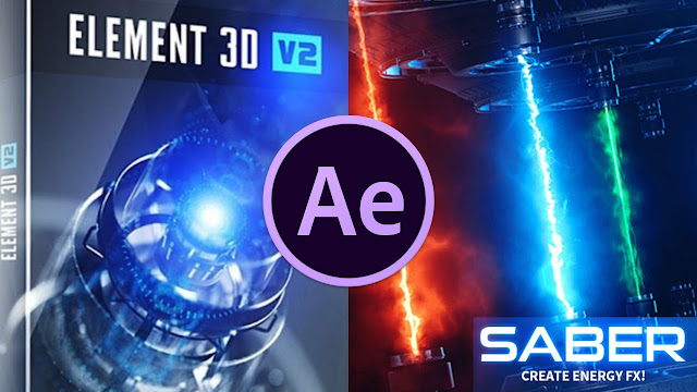Adobe After Effects ( Saber ) Plugin Free Download And Install Saber